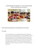 Sáng kiến kinh nghiệm môn Tiếng Việt lớp 1 – Nâng cao hiệu quả hoạt động luyện nói trong tiết tiếng việt cho học sinh lớp 1