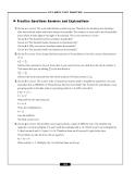 Math test english 9
