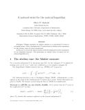 "Báo cáo toán học: ""A natural series for the natural logarithm"""