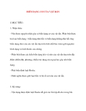 Giáo án Vật Lý lớp 10: BIẾN DẠNG CƠ CỦA VẬT RẮN