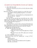 Giáo án Lịch Sử lớp 10: CÁC QUỐC GIA CỔ ĐẠI PHƯƠNG TÂY HY LẠP VÀ RÔ MA