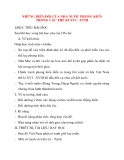 Giáo án Lịch Sử lớp 10: NHỮNG BIẾN ĐỔI CỦA NHÀ NƯỚC PHONG KIẾN TRONG CÁC THẾ KỈ XVI - XVIII