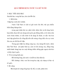 Giáo án Lịch Sử lớp 10: QUÁ TRÌNH DỰNG NƯỚC VÀ GIỮ NƯỚC
