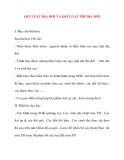 Giáo án Địa Lý lớp 10: QUI LUẬT ĐỊA ĐỚI VÀ QUI LUẬT PHI ĐỊA ĐỚI