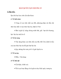 Giáo án Đại Số lớp 10: BÀI TẬP ÔN TẬP CHƯƠNG IV