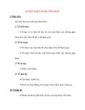 Giáo án Đại Số lớp 10: LUYỆN TẬP TẦN SỐ, TẦN SUẤT