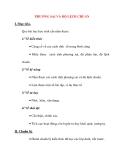Giáo án Đại Số lớp 10: PHƯƠNG SAI VÀ ĐỘ LỆCH CHUẨN