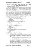 Giáo án môn học: Tin ứng dụng trong Thiết kế cầu part 1