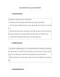 Quy luật địa đới và quy luật phi địa đới