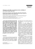 """Báo cáo khoa học: """"Glutamate and GABA concentrations in the cerebellum of novel ataxic mutant Pogo mice"""""""