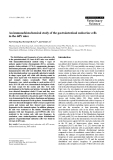 """Báo cáo khoa học: """"An immunohistochemical study of the gastrointestinal endocrine cells in the ddY mice"""""""