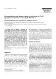 "Báo cáo khoa học: "" Pharmacokinetics and dosage regimen of ceftriaxone in E. coli lipopolysaccharide induced fever in buffalo calves"""