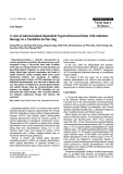"""Báo cáo khoa học: """"A case of adrenal gland dependent hyperadrenocorticism with mitotane therapy in a Yorkshire terrier dog"""""""