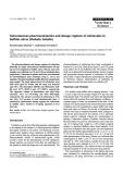 "Báo cáo khoa học: "" Subcutaneous pharmacokinetics and dosage regimen of cefotaxime in buffalo calves (Bubalus bubalis)"""