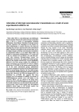 """Báo cáo khoa học: """"Experimental peritonitis induced by oral administration of indomethacin in Mongolian gerbils"""""""
