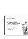 THE ASSERTIVENESS POCKET BOOK phần 8