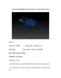 Sáng kiến kinh nghiệm môn mỹ thuật lớp 3 – bài tìm hiểu về tượng
