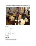 Sáng kiến kinh nghiệm môn mỹ thuật lớp 3 – bài tập nặn quả táo tự do