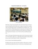 Sáng kiến kinh nghiệm lớp 3 – môn tập đọc