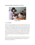 Sáng kiến kinh nghiệm môn Tiếng Việt lớp 2 – dạy viết chữ