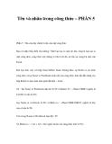 Tên và nhãn trong công thức – PHẦN 5