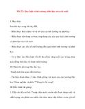 Giáo án Công Nghệ lớp 10: Bài 22: Quy luật sinh trưởng, phát dục của vật nuôi
