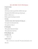 Giáo án Tin Học lớp 10: Bài 3: GIỚI THIỆU VỀ MÁY TÍNH (Tiếp theo)