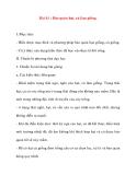 Giáo án Công Nghệ lớp 10: Bài 41 : Bảo quản hạt, củ làm giống.