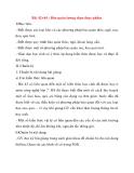 Giáo án Công Nghệ lớp 10: Bài 42+44 : Bảo quản lương thực thực phẩm