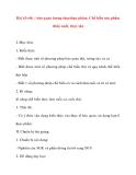 Giáo án Công Nghệ lớp 10: Bài 43+46 : Bảo quản lương thựcthực phẩm. Chế biến sản phẩm chăn nuô