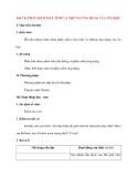 Giáo án Tin Học lớp 10: Bài 7,8: PHẦN MỀM MÁY TÍNH VÀ NHỮNG ỨNG DỤNG CỦA TIN HỌC