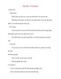Giáo án Hình Học lớp 10: HỆ TRỤC TOẠ ĐỘ(2)