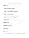 Giáo án Tin Học 10: MỘT SỐ DỊCH VỤ CƠ BẢN CỦA INTERNET