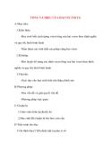 Giáo án Hình Học lớp 10: Tổng và hiệu của hai vecto