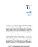 CHAPTER 11: THE UNIFORM PLANE WAVEIn