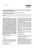 "Báo cáo khoa học: ""Immunohistochemical expression of h-telomerase reverse transcriptase in canine and feline meningiomas"""
