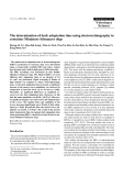 """Báo cáo khoa học: """"The determination of dark adaptation time using electroretinography in conscious Miniature Schnauzer dogs"""""""