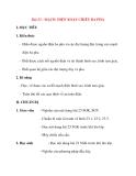 Giáo án Công Nghệ lớp 12: Bài 23 : MẠCH ĐIỆN XOAY CHIỀU BA PHA