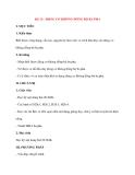 Giáo án Công Nghệ lớp 12: Bài 26 : ĐỘNG CƠ KHÔNG ĐỒNG BỘ BA PHA