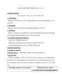 Giáo án Công Dân lớp 12: THỰC HIỆN PHÁP LUẬT (Tiết 3)