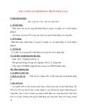 Giáo án Công Dân lớp 12: CÔNG DÂN BÌNH ĐẲNG TRƯỚC PHÁP LUẬT