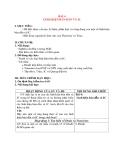 Giáo án Công Nghệ lớp 12: BÀI 4 LINH KIỆN BÁN DẪN VÀ IC