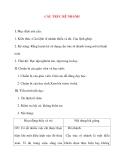 Giáo án Tin Học lớp 11: CẤU TRÚC RẼ NHÁNH