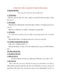 Giáo án Công Dân lớp 12: CÔNG DÂN VỚI CÁC QUYỀN TỰ DO CƠ BẢN (tiết 1)