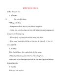 Giáo án Tin Học lớp 11: KIỂU MẢNG (Tiết 3)