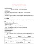 Giáo án Công Dân lớp 12: PHÁP LUẬT VÀ ĐỜI SỐNG(tiết 3)
