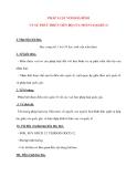 Giáo án Công Dân lớp 12: PHÁP LUẬT VỚI HOÀ BÌNH VÀ SỰ PHÁT TRIỂN TIẾN BỘ CỦA NHÂN LOẠI(tiết 1)