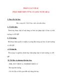Giáo án Công Dân lớp 12: PHÁP LUẬT VỚI SỰ PHÁT TRIỂN BỀN VỮNG CỦA ĐẤT NƯỚC(tiết 4)