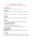 Giáo án Công Dân lớp 12: QUYỀN BÌNH ĐẲNG CỦA CÔNG DÂN TRONG MỘT SỐ LĨNH VỰC CỦA ĐỜI SỐNG XÃ HỘI (Tiết 2)