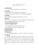 Giáo án Công Dân lớp 12: THỰC HIỆN PHÁP LUẬT (Tiết 1)